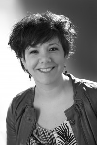 Katja zwart-wit